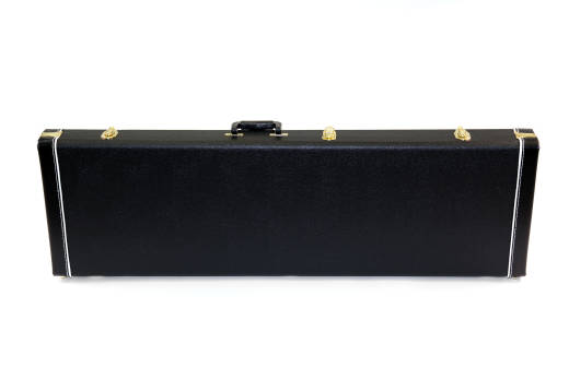 Deluxe Rectangular P-Style Bass Case