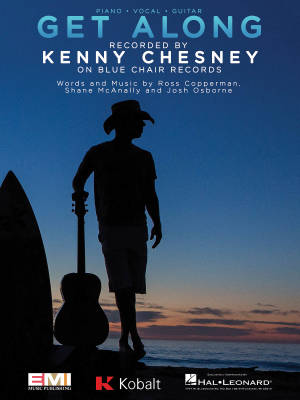Get Along - Chesney - Piano/Vocal/Guitar - Sheet Music