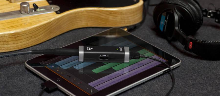 apogee jam digital converter long mcquade musical instruments. Black Bedroom Furniture Sets. Home Design Ideas