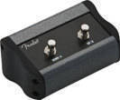 Fender - Mustang 4/5 Footswitch - 2 Button