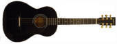 Denver - Acoustic Guitar - 3/4 Size in Black