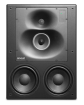 Genelec - 1238DFM 3-Way Active DSP Monitor, Flush Mount - Matte Grey