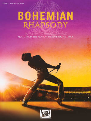 Bohemian Rhapsody (Music from the Motion Picture Soundtrack) - Piano/Vocal/Guitar - Book