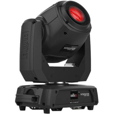 Intimidator Spot 360 Moving Head LED Light Fixture - Black