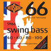 Roto Sound - Swing Stainless Steel Bass String Set - 40-100