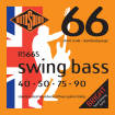 Rotosound - Swing Bass 66 Stainless Steel Bass String 40-90