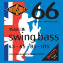 Roto Sound - Swing Bass Nickel Plated Bass String Set  45-105