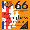 Roto Sound - Swing Bass 66 Stainless Steel Bass Strings 6-String Set  30-125