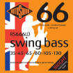 Roto Sound - Swing Bass 66 Stainless Steel 6 String Bass Strings 35-130