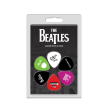 Perris Leathers Ltd - The Beatles Guitar Picks, 6-Pack