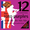 Roto Sound - RotoPurples Heavy Guitar Strings - Medium 12-52
