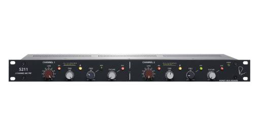 5211 2-Channel Microphone Preamplifier