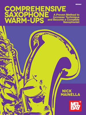 Comprehensive Saxophone Warm-Ups - Mainella - Book