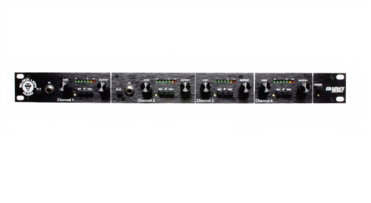 B12A Quad 4-Channel Microphone Preamplifier