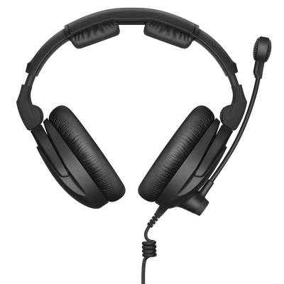 HMD 300 PRO Headset with Boom Microphone