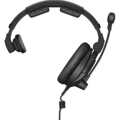 HMD 301 PRO Single-Sided Broadcast Headphone w/ Microphone, No Cable