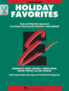 Hal Leonard - Essential Elements Holiday Favorites - Eb Alto Clarinet - Book/Audio Online