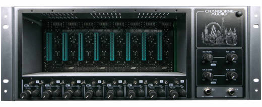 500ADAT Expander, Summing Mixer, 8-slot 500 Series Rack