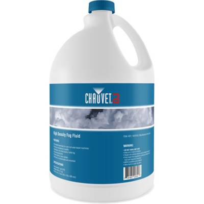 High-Density Water-Based Fog Juice, 1 Gallon