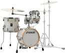 Sonor - AQ2 Safari 4-Piece Shell Pack (16,13,10,13SD) - White Pearl