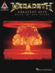 Hal Leonard - Megadeth Greatest Hits: Back to the Start - Guitar TAB - Book