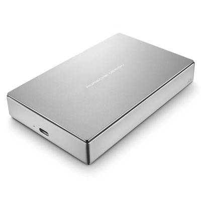 Porsche Design 2TB Mobile Drive USB 3.0 Type C