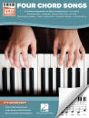 Hal Leonard - Four Chord Songs: Super Easy Songbook - Piano - Book
