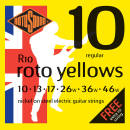 Rotosound - Nickel 10-46 Reg Electric Strings