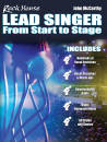 Hal Leonard - Rock House Lead Singer: From Start to Stage - McCarthy - Book/Media Online