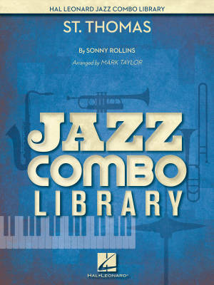 St. Thomas - Rollins/Taylor - Jazz Combo - Gr. 4