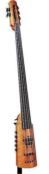 ns designs cr series double bass 5 string long mcquade musical instruments. Black Bedroom Furniture Sets. Home Design Ideas