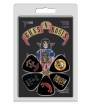 Perris Leathers Ltd - Guns N Roses Picks Set #2 (6 Pack)
