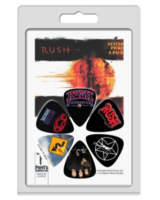 Rush Pick Set (6)