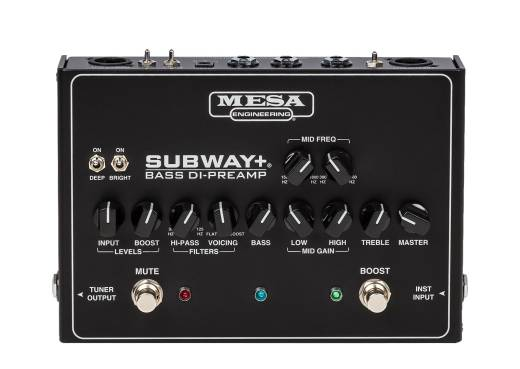Subway Plus Bass DI-Preamp