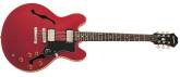 ES-335 Dot Semi-Hollow Body - Cherry