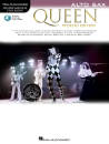 Hal Leonard - Queen (Updated Edition): Instrumental Play-Along - Alto Sax - Book/Audio Online