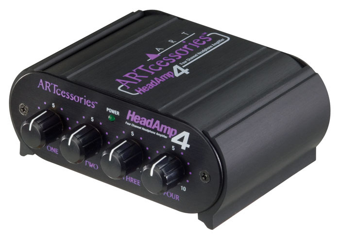 4 Channel Headphone Amp