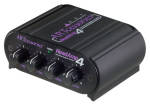 ART Pro Audio - 4 Channel Headphone Amp