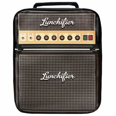 Lunchifier, Amplifier Print Insulated Lunch Bag