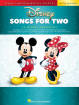 Hal Leonard - Disney Songs for Two Saxes - Phillips - Saxophone Duets - Book