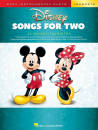 Hal Leonard - Disney Songs for Two Trumpets - Phillips - Trumpet Duets - Book