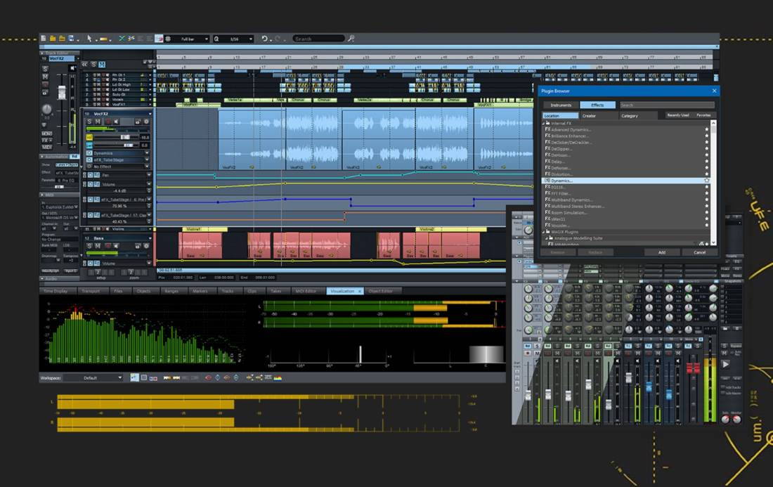 magix samplitude independence pro x suite library download