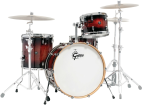 Gretsch Drums - Renown 2 4-Piece Shell Pack (13, 16, 24, 14 Snare) - Cherry Burst