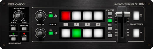 V-1HD High Definition Video Switcher