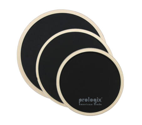 12'' Blackout Practice Pad with Rim