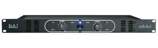 Studio Linear 2x100W Power Amplifier