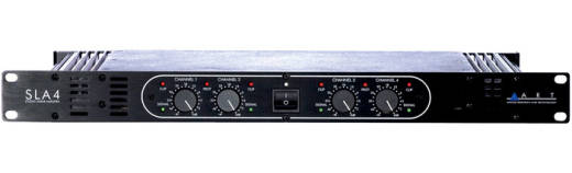 Studio Linear 4x100W Power Amplifier