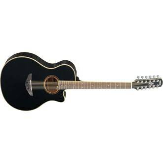 APX700II - Acoustic/Electric 12 String - Black