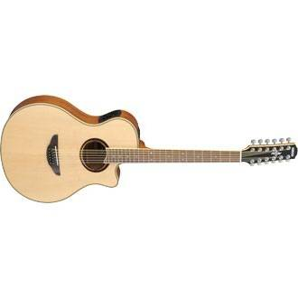 APX700II - Acoustic/Electric 12 String - Natural