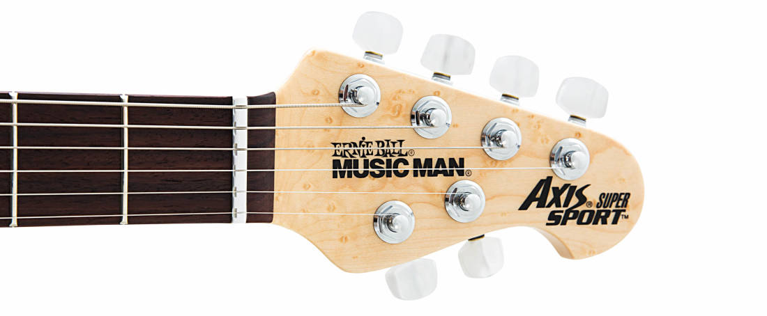 Ernie Ball Music Man Axis Super Sport Hh Trem Wrosewood Fingerboard